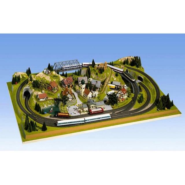 NOCH Modelleisenbahn-Fertiggelände »Schönmühlen«, Made in Germany