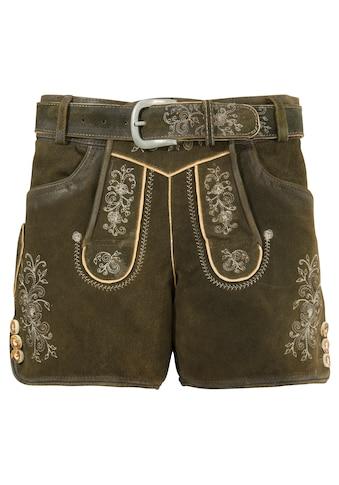 MarJo Shorts, Latz mit Stickerei kaufen