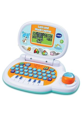 """Vtech® Kindercomputer """"Lern und Musik Laptop"""" kaufen"""