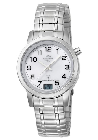 MASTER TIME Funkuhr »MTLA - 10307 - 12M« kaufen