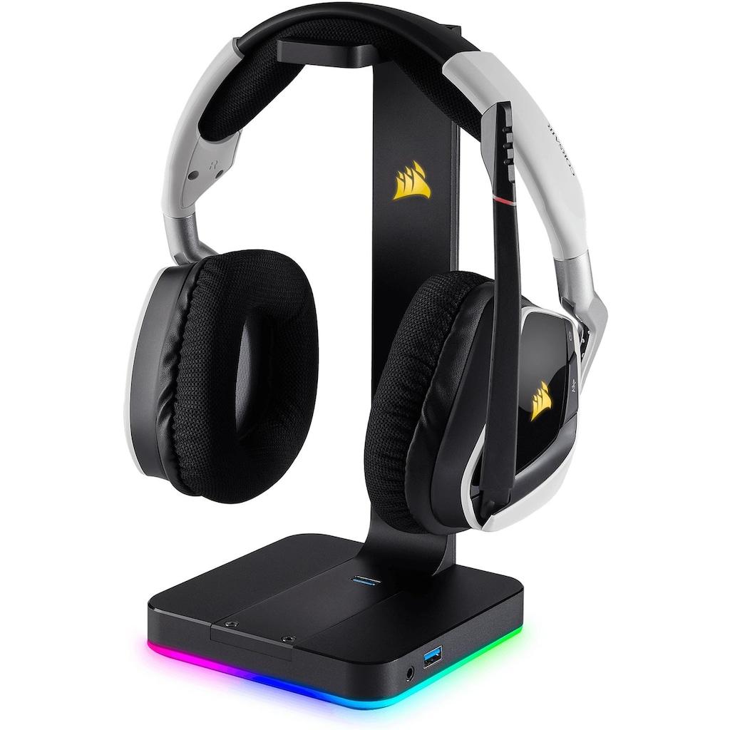 Corsair Headset-Halterung »ST100 RGB Premium Headset Stand 7.1 Surround Sound«