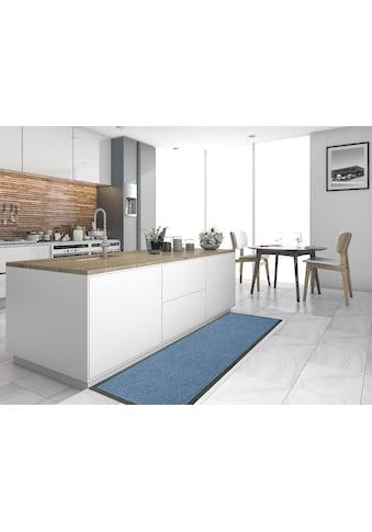 Primaflor-Ideen in Textil Küchenläufer »DANCER«, rechteckig, 6 mm Höhe, Uni-Farben,... kaufen