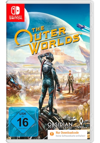 Take 2 Spiel »The Outer Worlds«, Nintendo Switch kaufen