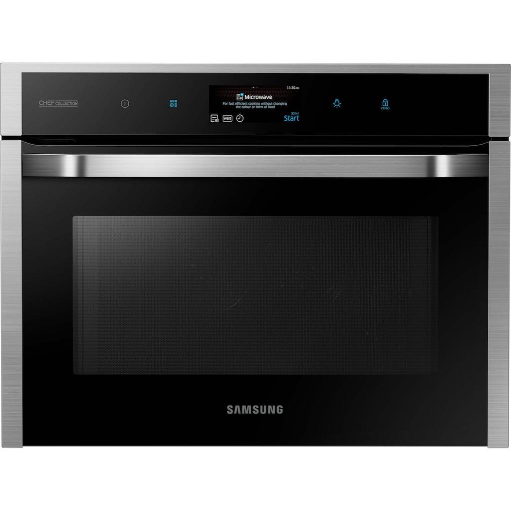 Samsung Backofen mit Mikrowelle »NQ50J9530BS/EG«, NQ50J9530BS