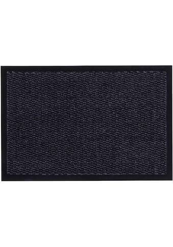 Andiamo Fußmatte »Easy«, rechteckig, 5 mm Höhe, Fussabstreifer, Fussabtreter, Schmutzfangläufer, Schmutzfangmatte, Schmutzfangteppich, Schmutzmatte, Türmatte, Türvorleger, In- und Outdoor geeignet, auch in Läufergrößen erhältlich, Kundenliebling mit 4,5 Sterne-Bewertung! kaufen