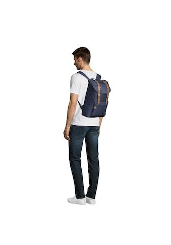 SOLS Cityrucksack »Hipster Schnallen Backpack/Rucksack« kaufen