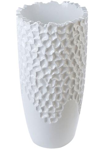 Casablanca by Gilde Pflanzkübel »Pflanzkübel Carve«, (1 St.), Blumenkübel,... kaufen