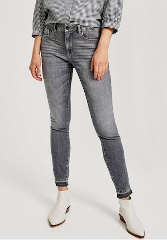 OPUS Stretch-Jeans »Elma«, mit Used-Effekten und Waschungen kaufen
