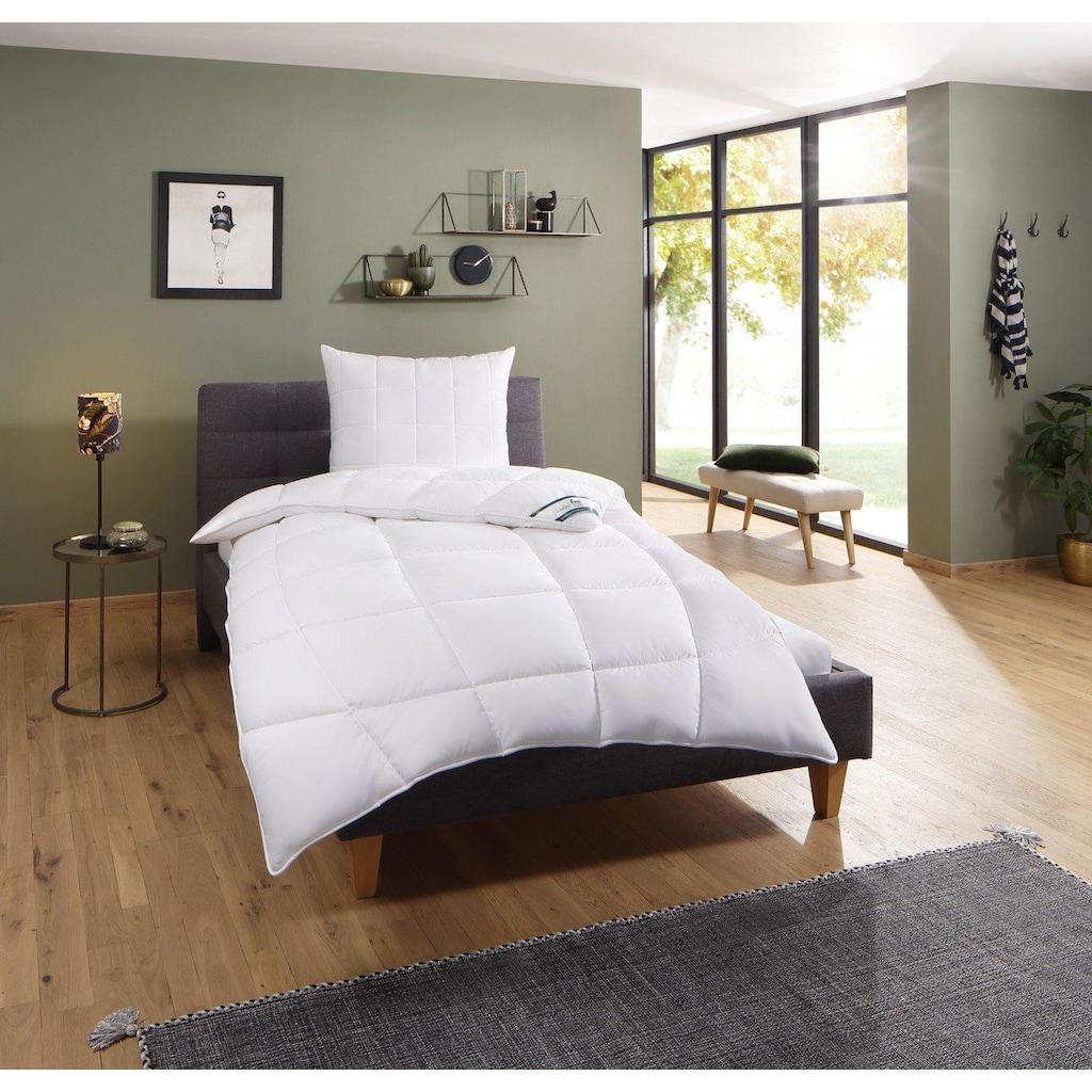 f.a.n. Schlafkomfort Einziehdecke »Warme Füße-Körperzonen«, (1 St.)