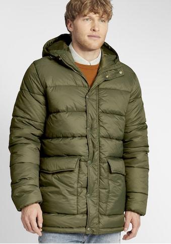 Blend Winterjacke »Nollang«, modischer Herren Winterparka mit Kapuze kaufen