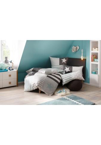 Lüttenhütt Kinderbettwäsche »Stern«, mit tollem Sternendesign kaufen