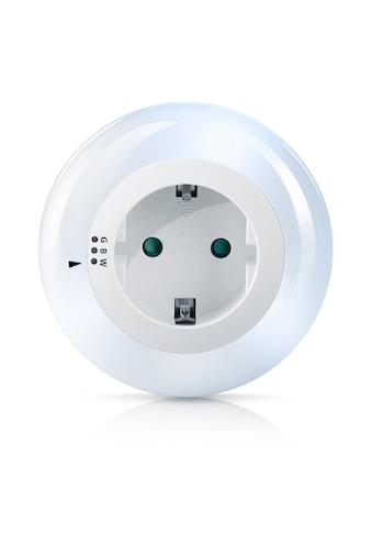Brandson LED Nachtlicht mit Zwischenstecker & auswählbaren Farben »Nachtlampe -... kaufen
