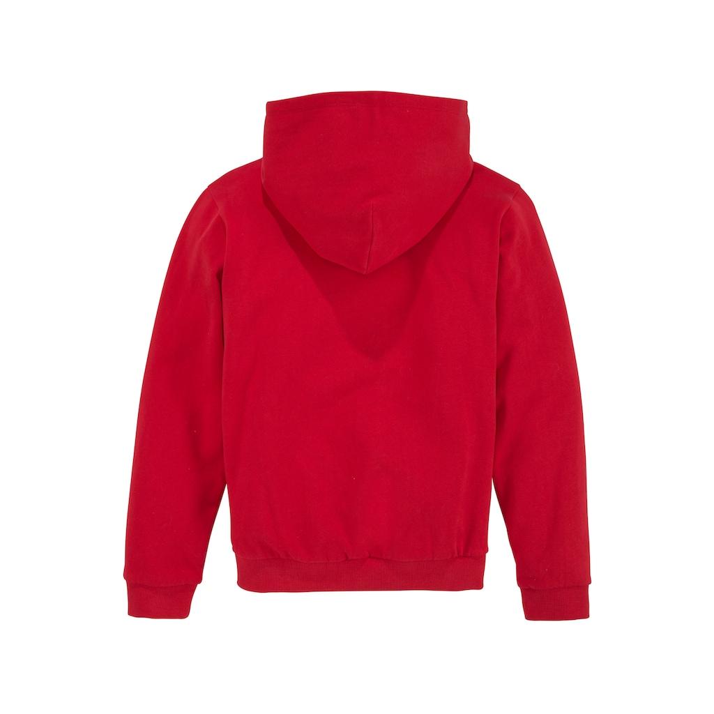 Arizona Kapuzensweatshirt, weite modische Form