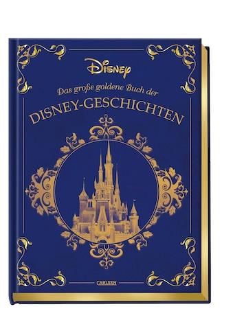 Buch »Disney: Das große goldene Buch der Disney-Geschichten / Walt Disney, Constanze... kaufen