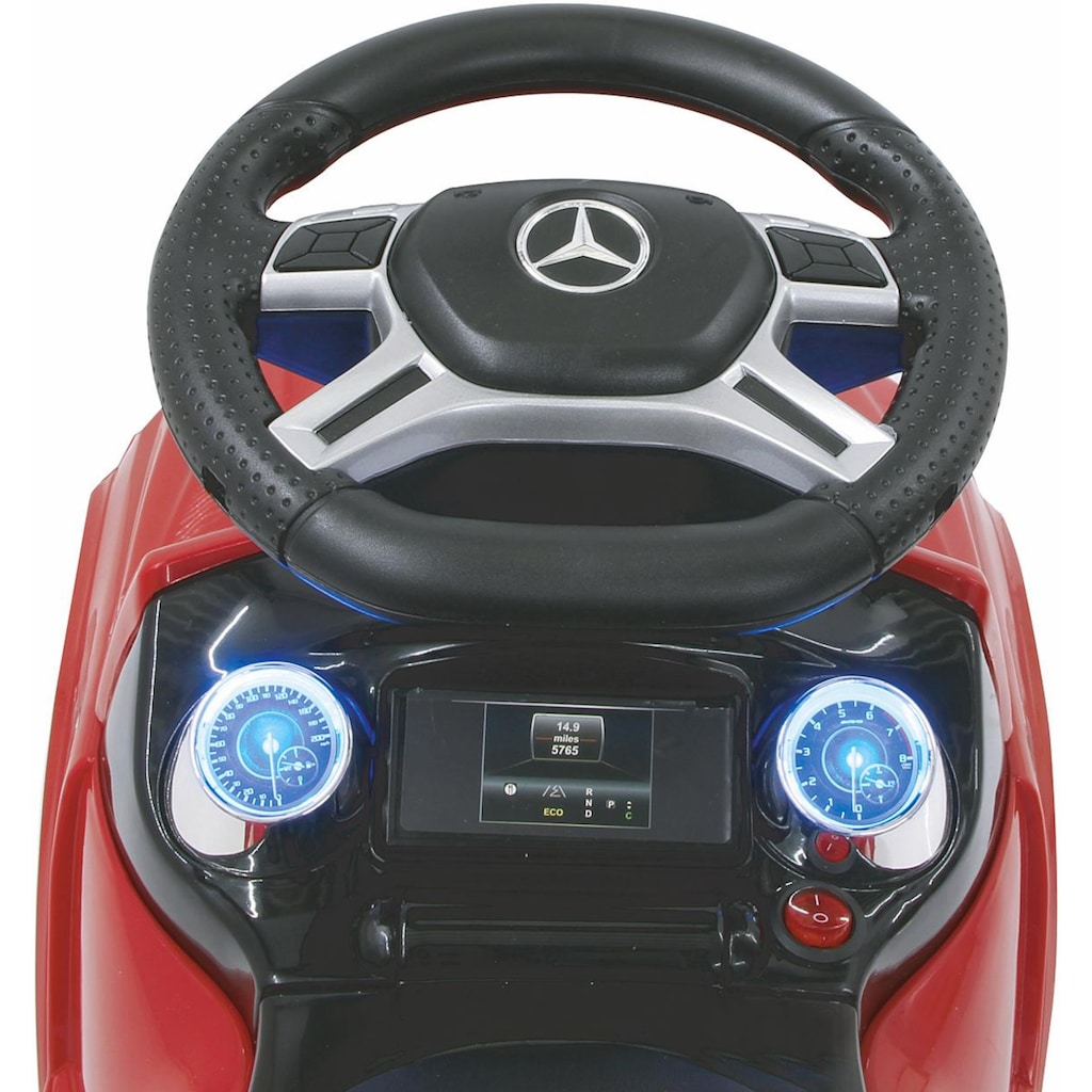 Jamara Rutscherauto »JAMARA KIDS Mercedes GL63 AMG rot«
