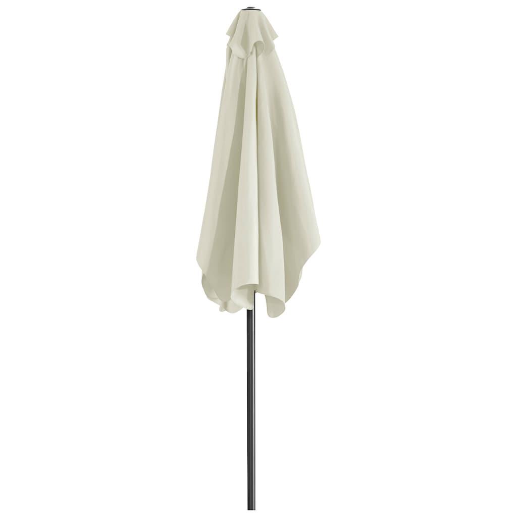 KMP Sonnenschirm, abknickbar, ohne Schirmständer