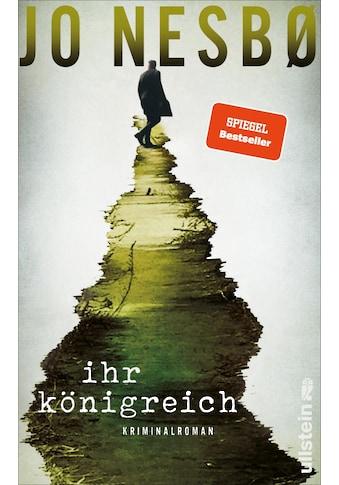 Buch »Ihr Königreich / Jo Nesbø, Günther Frauenlob« kaufen