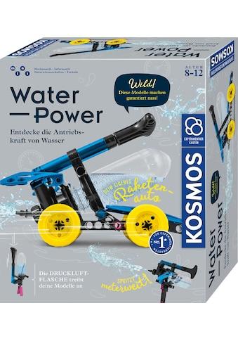 Kosmos Modellbausatz »Water Power«, mit Wasserpistole kaufen