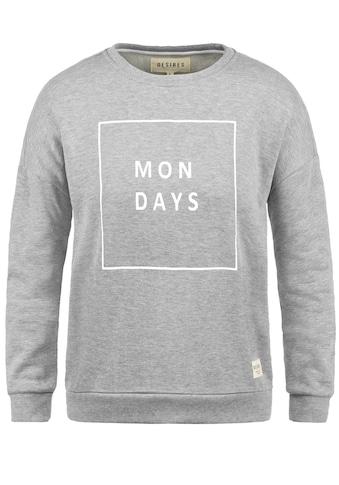 DESIRES Sweatshirt »Emma«, Pullover mit Print kaufen