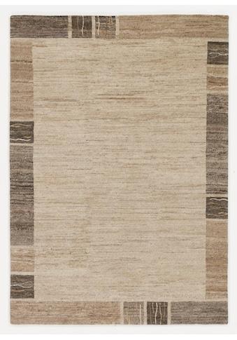 OCI DIE TEPPICHMARKE Teppich »Natura Silk Greny«, rechteckig, 20 mm Höhe,... kaufen