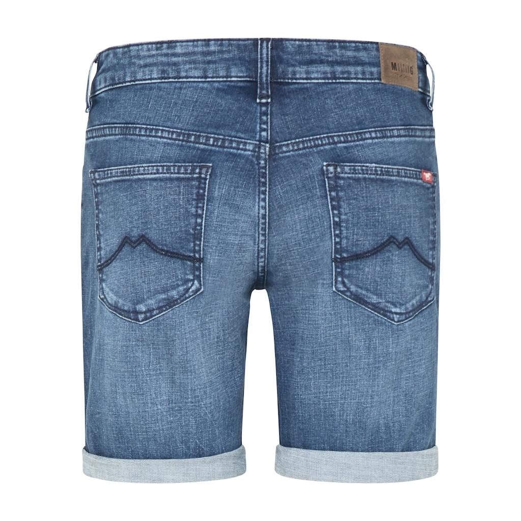 MUSTANG Bermudas »Bermuda«, Jeans Short