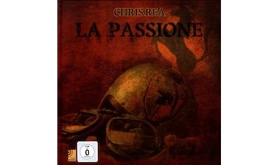 Musik-CD »La Passione / Rea,Chris« kaufen