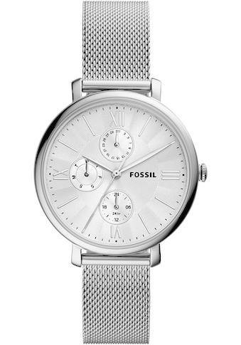 Fossil Multifunktionsuhr »ES5099« kaufen