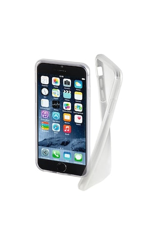 "Hama Cover ""Crystal"" für Apple iPhone 6/6s, Transparent kaufen"