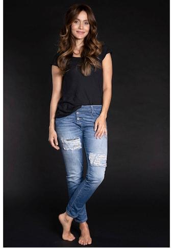 Please Jeans Destroyed - Jeans »P 78A« kaufen