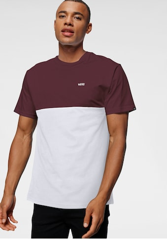 Vans T-Shirt »COLOR BLOCK« kaufen