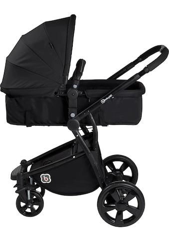 """BabyGo Kombi - Kinderwagen """"Spring, black"""" kaufen"""