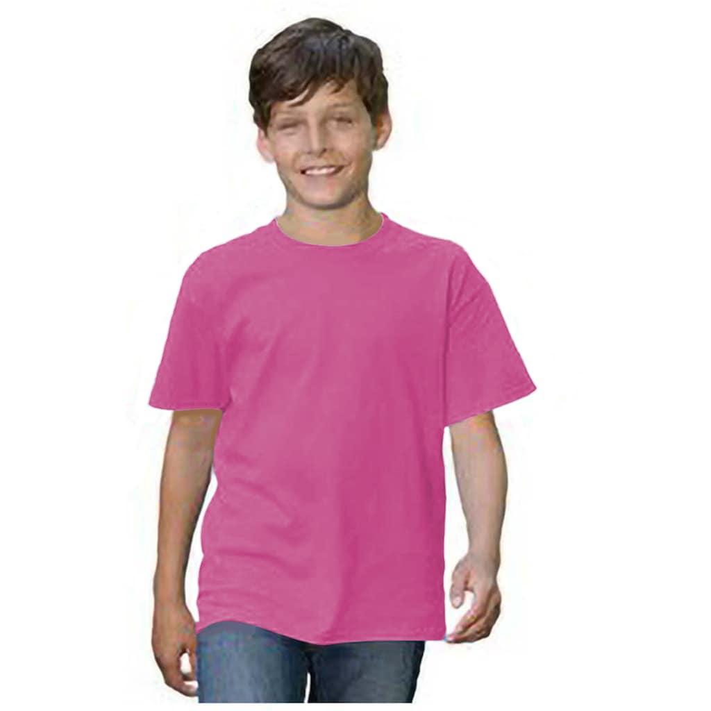 Fruit of the Loom T-Shirt »Kinder Original Kurzarm«
