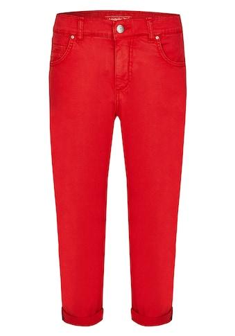 ANGELS Capri-Jeans,Cici TU' mit Beinumschlag kaufen