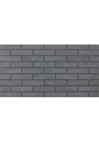 ELASTOLITH Verblender »Nero«, grau, für Innenbereich, 1 m² kaufen