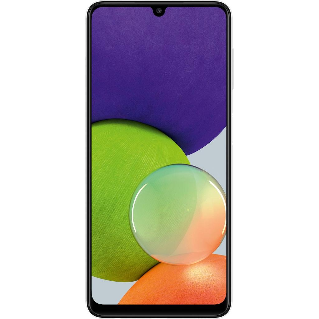 "Samsung Smartphone »Galaxy A22«, (16,23 cm/6,4 "", 64 GB Speicherplatz, 48 MP Kamera)"