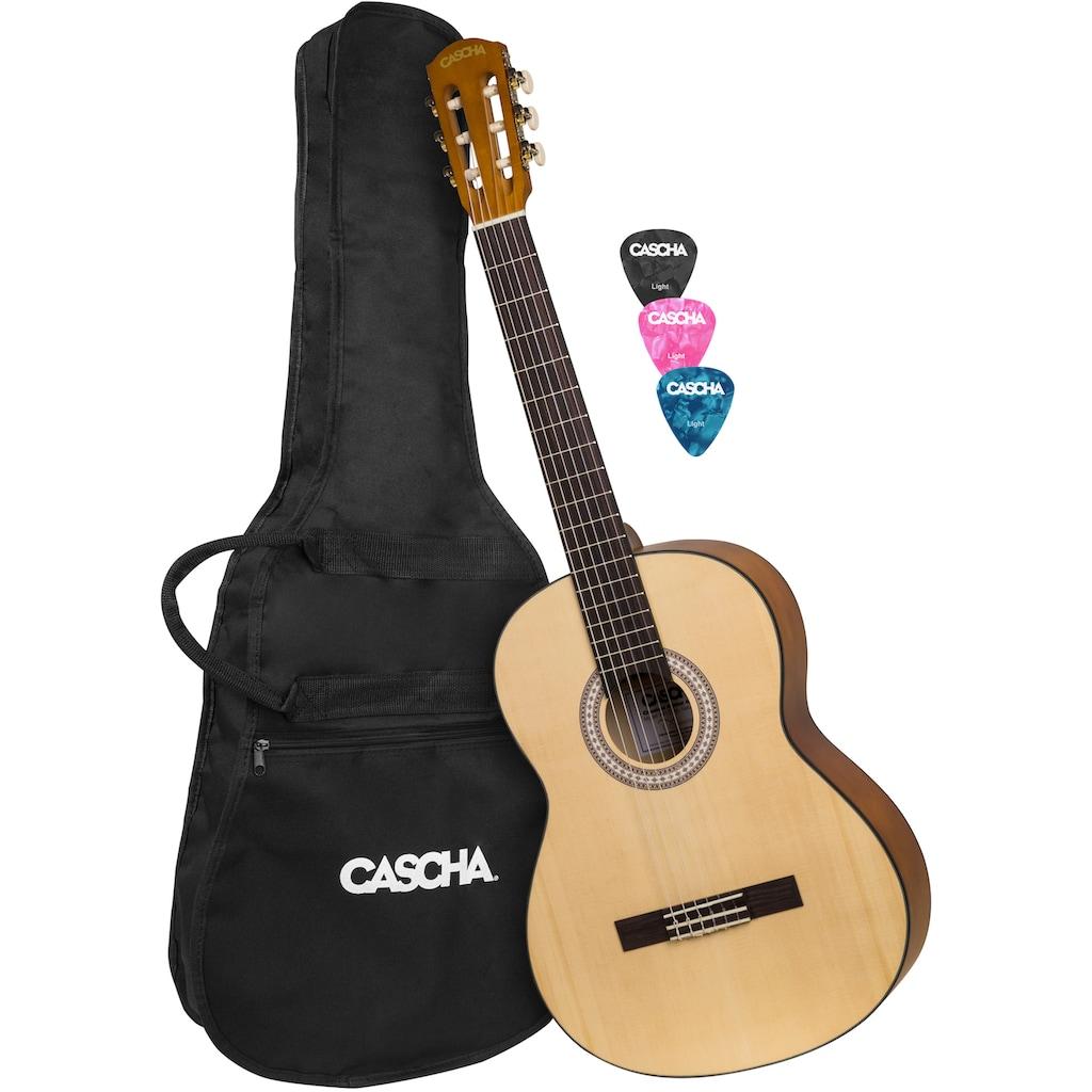 Cascha Konzertgitarre »Student Series«, 4/4