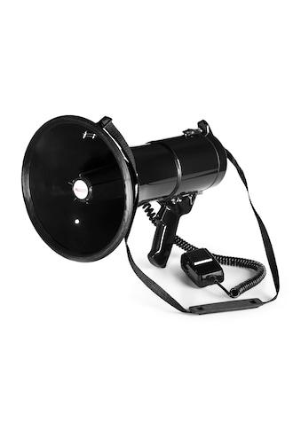 Auna MEGA080 Megaphon 80W | Reichweite 700m | wasserfest | Trage »MEGA080« kaufen