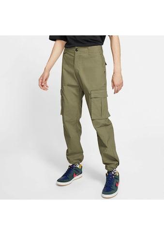 Nike SB Sporthose »Flex Men's Skate Pants«, Beinabschluss mit Tunnelzug kaufen