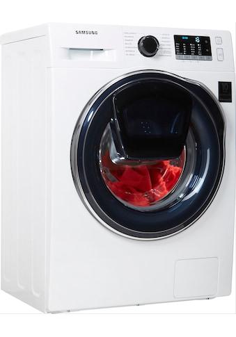 Samsung Waschmaschine »WW8NK52K0VW/EG«, WW5500T SLIM, WW8NK52K0VW/EG kaufen