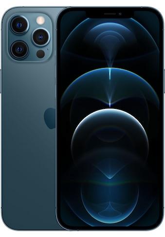 "Apple Smartphone »iPhone 12 Pro Max - 128GB«, (17 cm/6,7 "" 128 GB Speicherplatz, 12 MP Kamera) kaufen"
