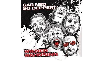 Musik - CD Gar ned so deppert / Wiener Wahnsinn, (1 CD) kaufen