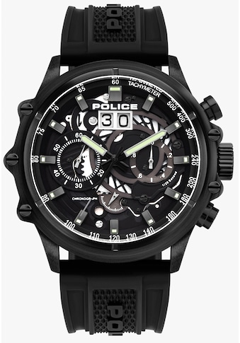 Police Chronograph »LUANG, PL16018JSB.02P« kaufen