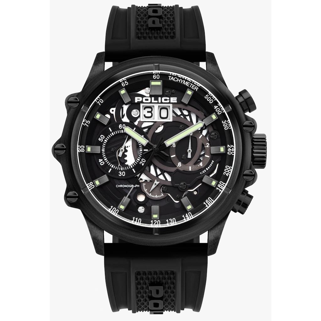 Police Chronograph »LUANG, PL16018JSB.02P«