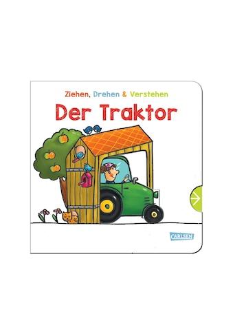 Buch »Der Traktor / Martina Badstuber, Martina Badstuber« kaufen