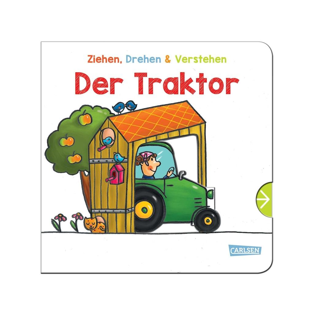 Buch »Der Traktor / Martina Badstuber, Martina Badstuber«