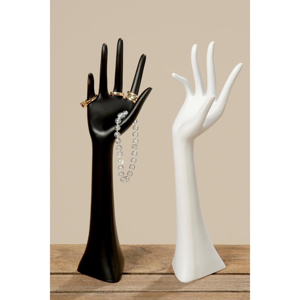 my home Schmuckständer »Hand«, (Set, 2 tlg.)