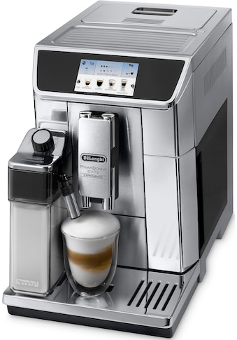 De'Longhi Kaffeevollautomat PrimaDonna Elite Experience ECAM 656.85.MS, 2l Tank, Kegelmahlwerk kaufen
