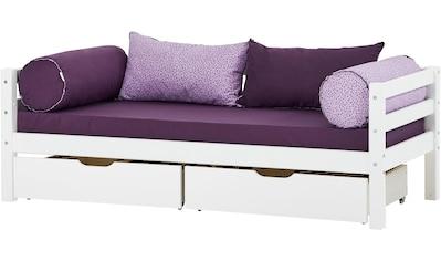 Hoppekids Einzelbett »BASIC«, (2 St., Bett und Matratzen) kaufen