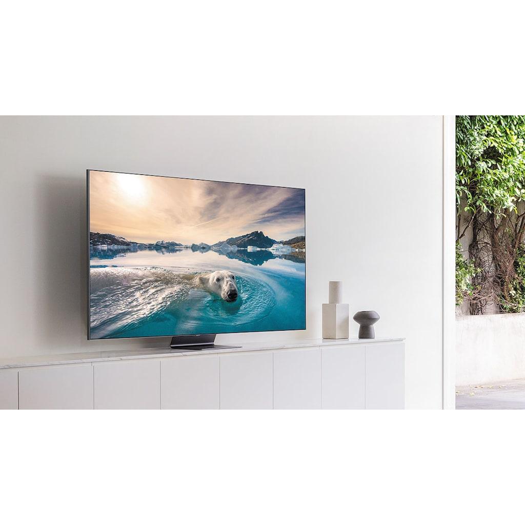 "Samsung QLED-Fernseher »GQ55Q95TCT«, 138 cm/55 "", 4K Ultra HD, Smart-TV"