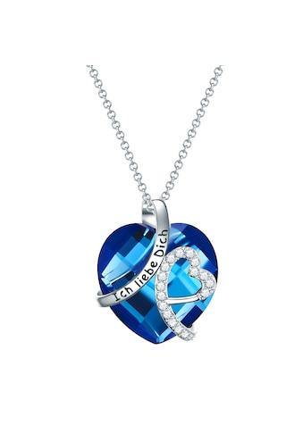 Rafaela Donata Herzkette »RD7701«, (1 tlg.), aus Sterling Silber kaufen